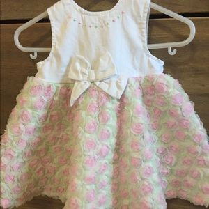 Beautiful Little Me Flower Dress